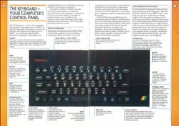 Sinclair ZX Spectrum+ User Guide - Pg 18/19