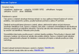 Internet Explorer hungapp