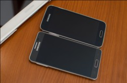 Galaxy Alpha vs. S5 mini